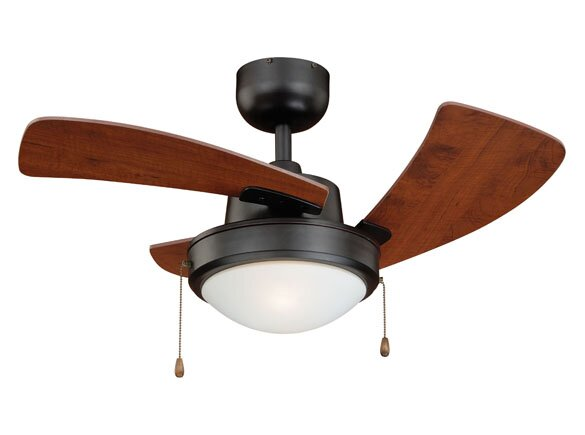 Vaxcel 36 wolcott 3 blade ceiling fan reviews wayfair 36 wolcott 3 blade ceiling fan aloadofball Image collections