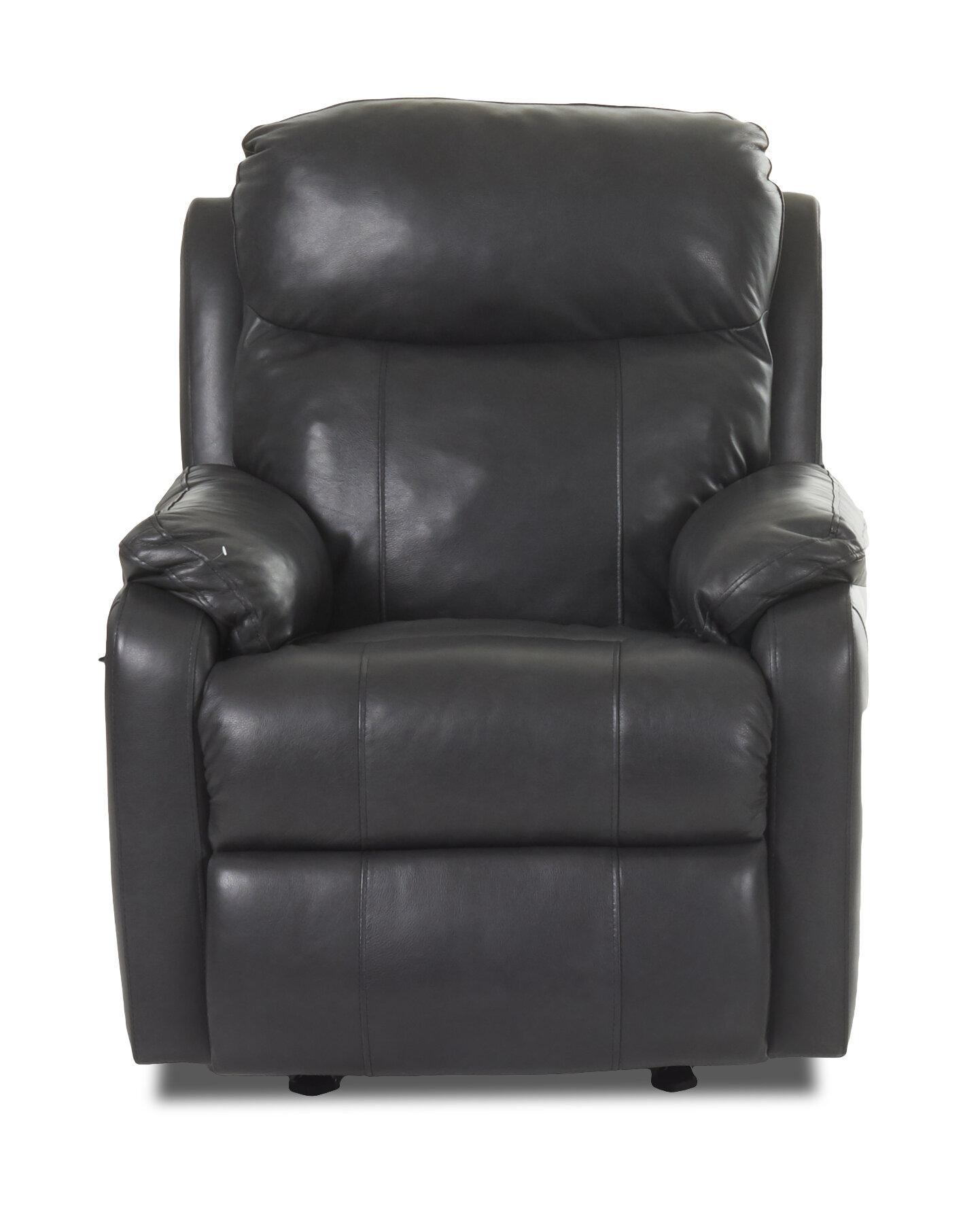 Red Barrel Studio Torrance Foam Seat Cushion Recliner With