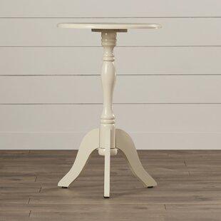 Pedestal Base End U0026 Side Tables Youu0027ll Love   Wayfair