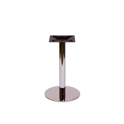 Adele Table Base BFMSEATING Size: 17.7 W x 17.7 D