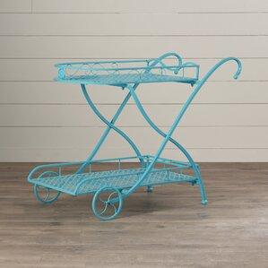 Forman Coat Metal Bar Cart by One Allium Way