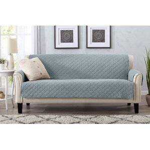 Home Fashion Designs Great Bay Home Box Cushion Sofa Slipcover Image