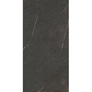 Lifestone 12 X 24 Porcelain Field Tile In Dark Gray