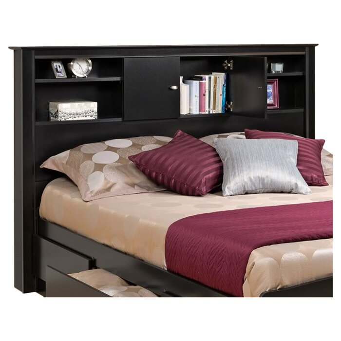 Red Barrel Studio Belgium Bookcase Headboard Reviews Wayfair