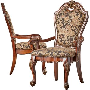 Tantallon Arm Chair (Set of 2) by Astoria Grand