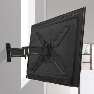 Full Motion Tv Wall Mount For 23 55 Flat Panel Screens