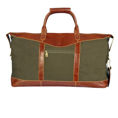 """Pine Canyon 22"""" Travel Duffel Canyon Outback Leather"""