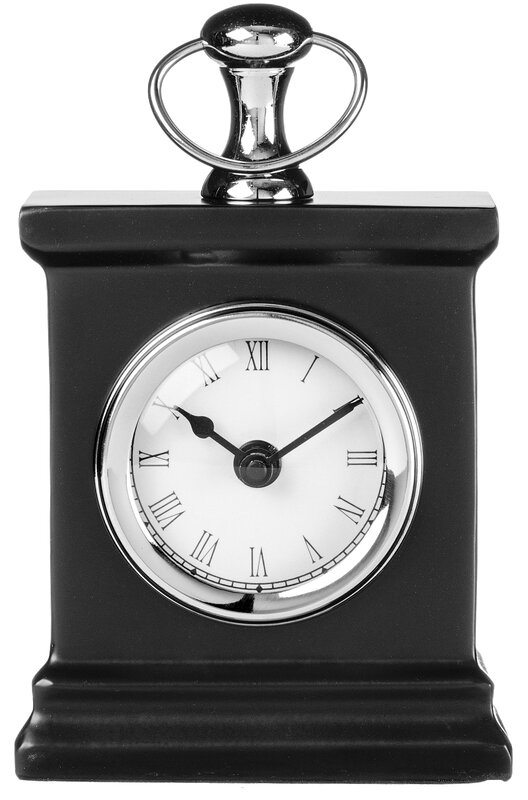 Black Box Tabletop Clock