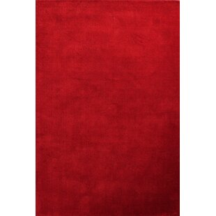 Oakland Hand Tufted Wool Red Rug by Ultimate Home Living Group