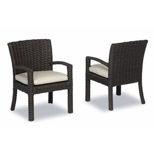 Cardiff Patio Dining Chair with Cushion