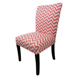 Julia Cotton Parson Chair (Set of 2) by Sole Designs