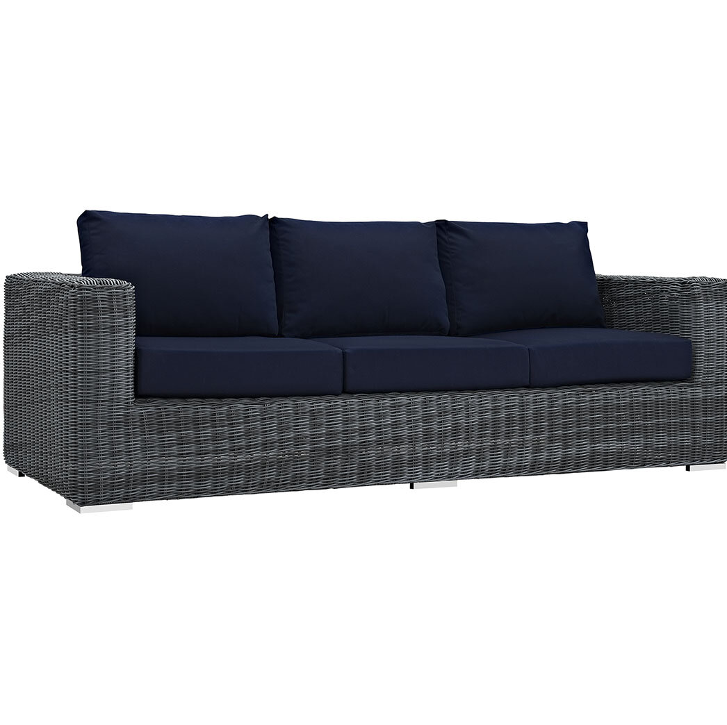Keiran sofa with cushions reviews joss main