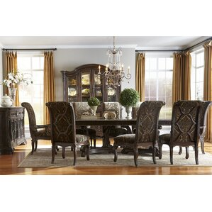 Hepburn 9 Piece Dining Set by Astoria Grand