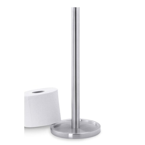 Bathroom Accessories Freestanding Mimo Spare Toilet Roll Holder