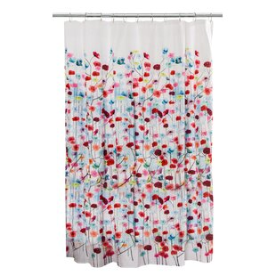 Okabena Fabric Shower Curtain