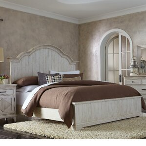 Turenne Panel Bed by Lark Manor
