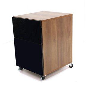 Rollcontainer Abbot Designer mit 2 Schubladen v..