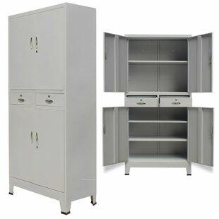 Broadway 4 Door Storage Cabinet