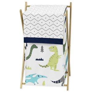 Mod Dinosaur Laundry Hamper