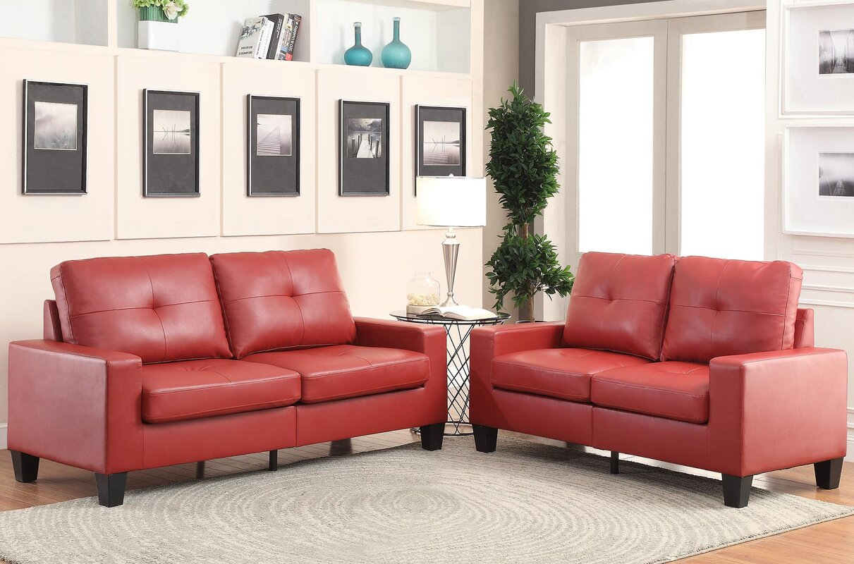 Great Platinum II 5 Piece Living Room Set Part 28