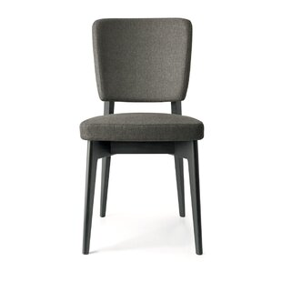Mikhail Upholstered Wooden Side Chair