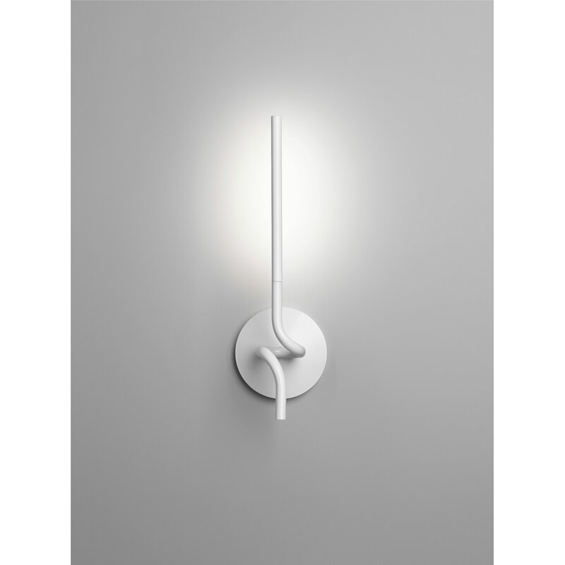FLOS Light Spring Hardwired Wall Sconce