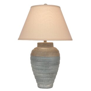 Very small table lamps wayfair jantzen small pottery 26 table lamp aloadofball Gallery