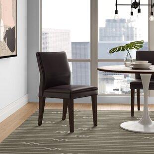 Shanita Upholstered Dining Chair (Set of 2)