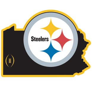 e231300bcec NFL Pittsburgh Steelers Home State Magnet