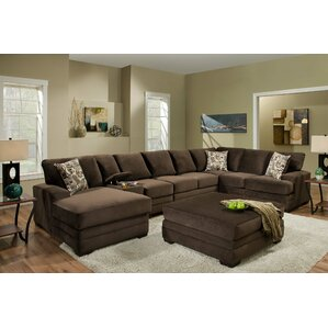 Barstow Sectional by Chelsea Home