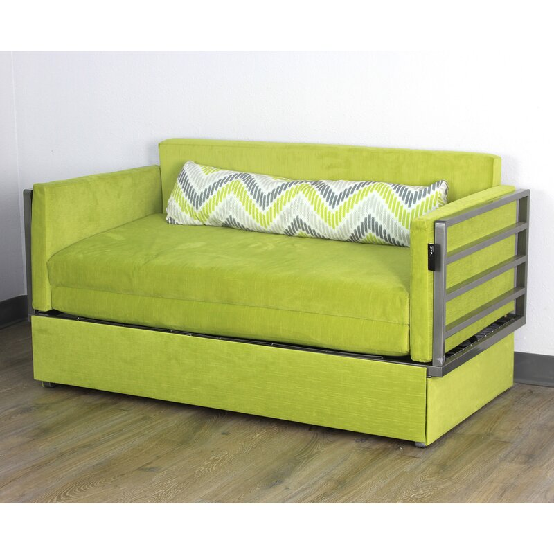Wayfair | Latitude Run Laxton Convertible Sofa