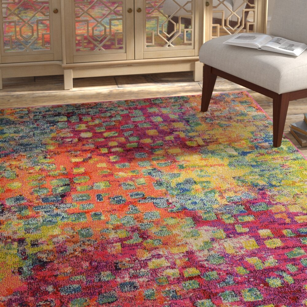 Blue Green Area Rugs You Ll Love Wayfair