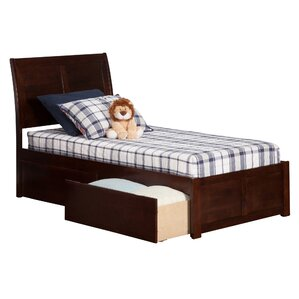 ahoghill extra long twin mateu0027s u0026 bed with storage