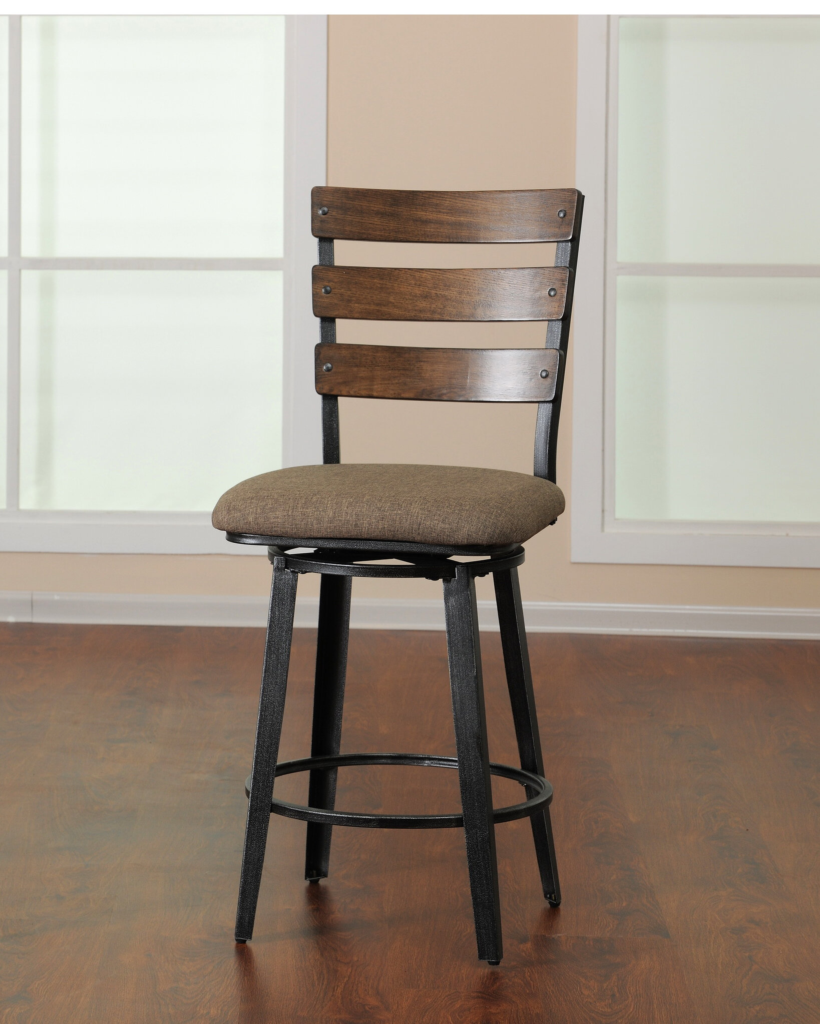 Counter Height Swivel Bar Stools