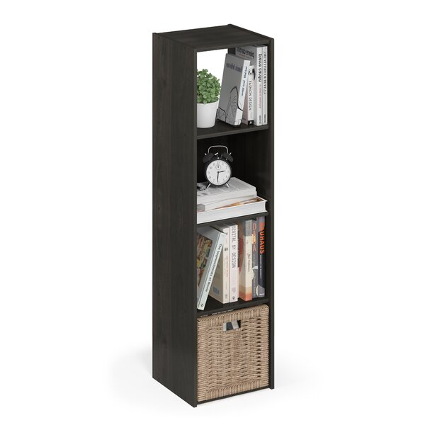 Pleasant Narrow Bookcases Youll Love In 2019 Wayfair Beutiful Home Inspiration Xortanetmahrainfo