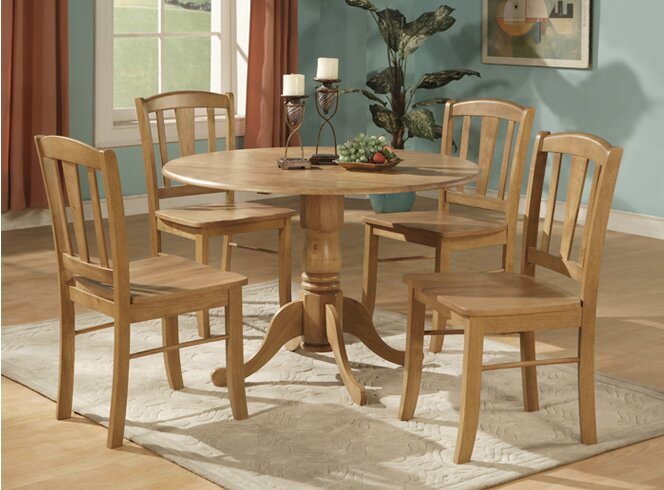 Charlton Home Gloucester Solid Wood Dining Chair Reviews
