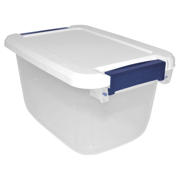 White Plastic Storage Bins Youll Love Wayfair