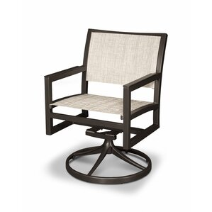 parsons cube swivel rocking chair