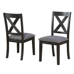 Veda Solid Wood Dining Chair (Set of 2)