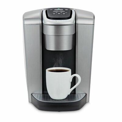 K Elite+Single Serve+K Cup+Pod+Coffee+Maker Brew N Go Personal Coffee Maker