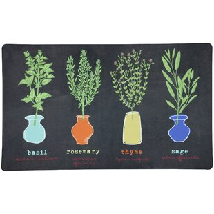 Indoor hanging herb garden wayfair little herb garden kitchen mat workwithnaturefo