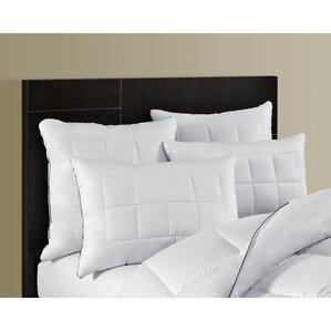 Ultra Plush Luxury Side Bed Down Alternative Pillow (Set of 2) by Alwyn Home