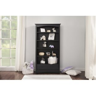 Ebony bookcase