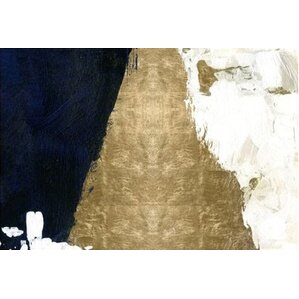 'Night and Day' Print of Painting on Wrapped Canvas