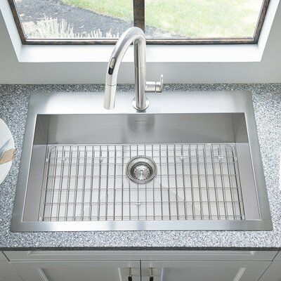 Drop In Kitchen Sinks At Great Prices Wayfair