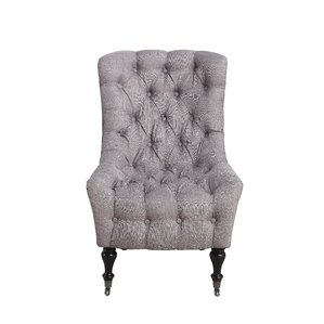 Rieger Classic  Wingback Chair by Charlton H..