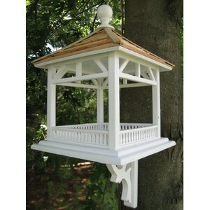Classic Series Dream House Decorative Tray Bird Feeder