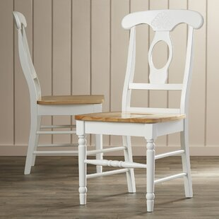 Ilka Solid Wood Dining Chair (Set of 2)