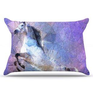 throw pillow zazzle blue color personalized horse pillows decorative denim