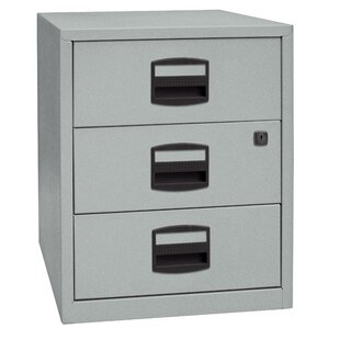 Pfa 3 Drawer Filing Cabinet By Bisley
